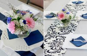 wedding shower table decorations trending bridal shower decorations must haves 2013 and 2014