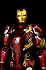 Iron Man Bandai S H Figuarts Iron Man Mark 46 The Fwoosh