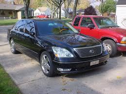 lexus ls400 models 2005 ls 430 with limo tint lexus ls 400 and ls 430 models