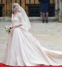 wedding dress makers kate middleton s wedding dress maker talks creating the gown