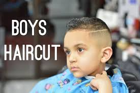 youtube young boys getting haircuts little boys haircut fading and haircut techniques on kids hair