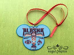 disney cruise ornament alaska ornament disney
