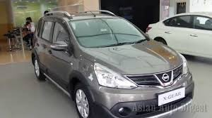 nissan cars in malaysia may the new 2014 nissan livina x gear launched malaysia interior