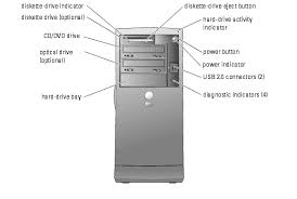 Dell Diagnostic Lights Indicators Messages And Codes Dell Poweredge Sc1420 Systems