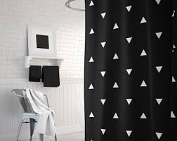 cool shower curtain etsy