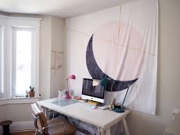 fieldguided shows us 5 dreamy ways to use wall tapestries