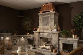 Outdoor Fireplace Caps by Chimney King Outdoor Fireplace And Pizza Oven Gallery