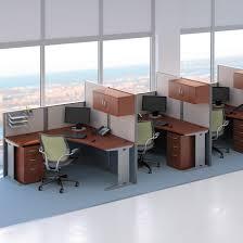 Bush Office Desk Bush Office In An Hour L Shaped Workstation Computer Desk
