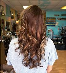 short brown hair with blonde highlights stylish brown chocolate hair with blonde highlights styles weekly