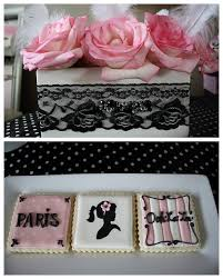 paris themed birthday party pics and candy buffet ideas sweet
