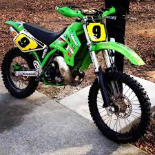 kdx 200 woods bike the best bike 2017