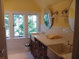how to wash your hair in the sink love the tilt mirrors the farmhouse sinks are a bit different i