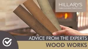 wood works hillarys new wood venetian range youtube