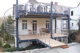 balkon metall metall stahlbau kronenberg balkonanlagen