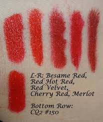ls with red shades what is your favorite red lipstick brand shade page 68 the