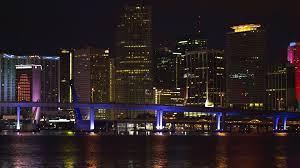 imagenes miami de noche noche miami florida estados unidos hd stock video 490 869