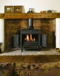 the country living wood burning stove by charnwood wood burning