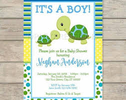 turtle baby shower turtle baby shower etsy