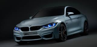 bmw headlights m4 iconic lights concept debuts laser headlights with spotlight