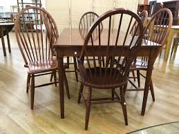 Amish Dining Room Furniture Amish Dining Table 6 Chairs Home 2 Home