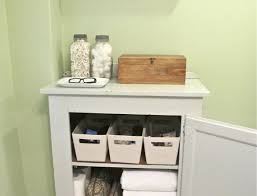 cabinet impressive under cabinet storage ideas for bathroom