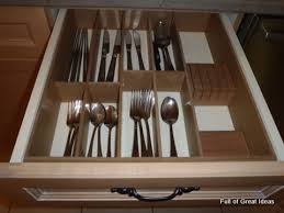 kitchen drawer organizer ideas of great ideas diy cutlery drawer divider on my 0 budget