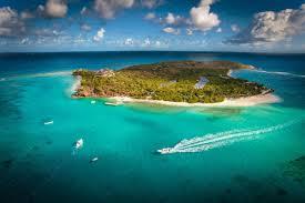 los obama se van de vacaciones a una lujosa isla privada