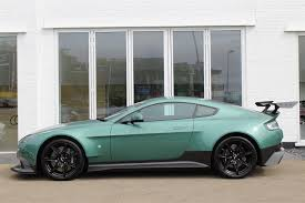 aston martin vantage 2017 used 2017 aston martin v8 vantage coupe gt8 for sale in surrey