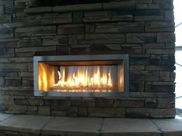 fireplace gorgeous gas glass fireplace for living ideas gas