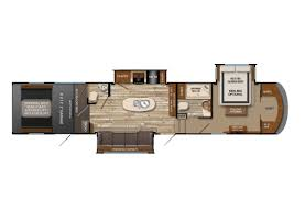 Fuzion Floor Plans For Sale New 2016 Keystone Fuzion Chrome 345 Toy Haulers 5th