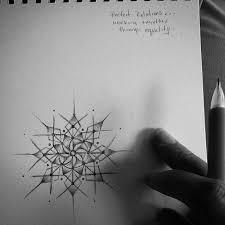 free hand geometric sketch inspiring some awareness u2026 flickr