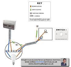 electrical helper wiring a 1 way light switch