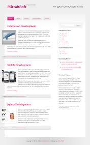 Copyright Html5 Mitrahsoft Blog Html5 Css3 Muracms Theme By Mitrahsoft