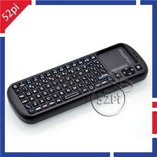 touchpad android ipazzport 2 4g rf mini wireless keyboard handheld keyboard