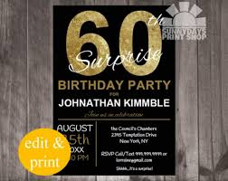 60th birthday party ideas birthday 60th birthday party invitation template mickey mouse