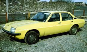 1975 opel manta vauxhall cavalier