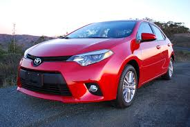 toyota 2014 corolla le review 2014 toyota corolla le premium car reviews and at