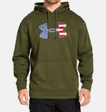 men u0027s big flag logo tackle twill fleece hoodie under armour us