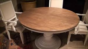 driftwood dining room table summer hill round pedestal dining room table in driftwood cotton by