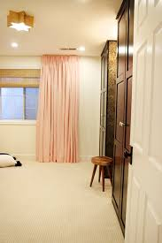Ceiling Curtain Track Home Depot by Ceiling Mount Curtain Track Home Depot Rod Desyne Single Rod