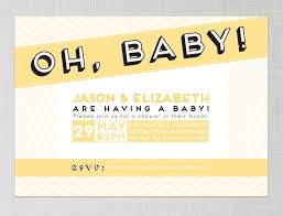 baby shower coed co ed baby shower invitation marialonghi