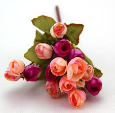 Flower Delivery Free Shipping Free Shipping Artificial Flowers 1pcs 10 Colour To Choose Tea