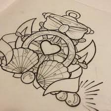Nautical Tattoos by 30 Best Nautical Tattoo Images On Pinterest Nautical Tattoos