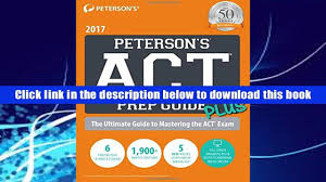 popular book peterson s act prep guide plus 2017 for online