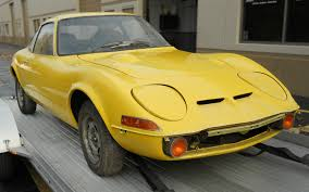 1970 opel cars stored 20 years 1970 opel gt