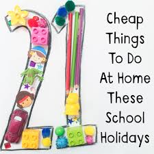 21 cheap things to do at home these school holidays oh creative day