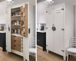 Freestanding Kitchen Cabinet Awesome Free Standing Kitchen Pantry Cabinet All Home Decorations