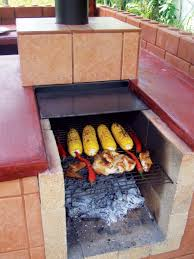 Outdoor Grill Ideas by All In One Outdoor Oven Stove Grill And Smoker Oven Stove And