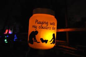 Halloween Glow Jars by Community Sets Light To Barking U2013 London Eastern Drifts