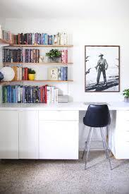 make your own hanging l desk cheap long desk charitable modern office furniture